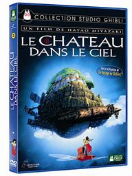 Le Château dans le ciel / film réalisé par Hayao Miyazaki   Miyazaki, Hayao. Metteur en scène ou réalisateur