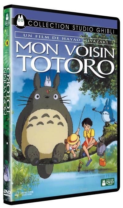 Mon voisin Totoro / film réalisé par Hayao Miyazaki   Miyazaki, Hayao. Metteur en scène ou réalisateur