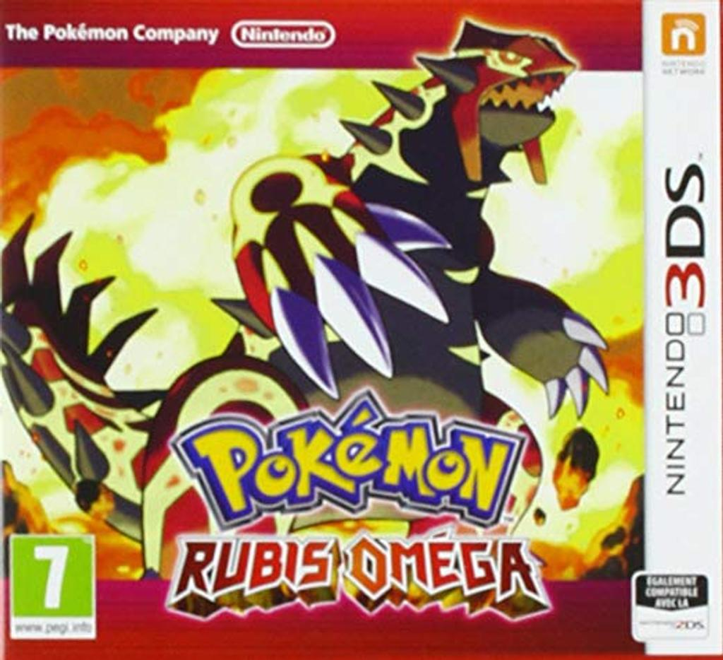 Pokémon Rubis Oméga : [3DS] / Nintendo |