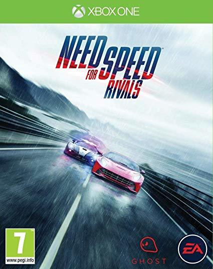 Need for Speed Rivals : [Xbox One] / Ghost Games | Ghost Games. Programmeur