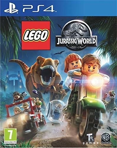 Lego Jurassic World : [PS4] / Traveller's Tales   Traveller's Tales. Programmeur