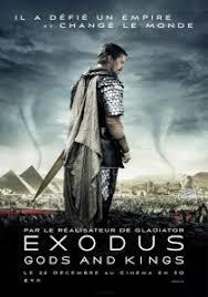 Exodus : gods and kings / film réalisé par Ridley Scott   Scott, Ridley. Metteur en scène ou réalisateur