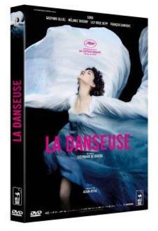 La Danseuse / réalisé par Stéphanie Di Giusto  | Di Giusto , Stéphanie . Metteur en scène ou réalisateur