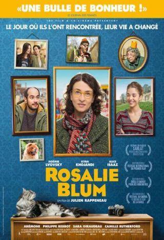 Rosalie Blum / film écrit et réalisé par Julien Rappeneau  | Rappeneau, Julien. Metteur en scène ou réalisateur