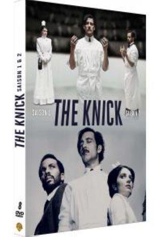 The Knick . Saison 1 / réalisé par Steven Soderbergh  | Soderbergh, Steven. Metteur en scène ou réalisateur