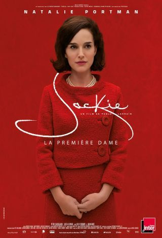 Jackie : la première dame / réalisé par Pablo Larraín  | Larrain, Pablo. Metteur en scène ou réalisateur