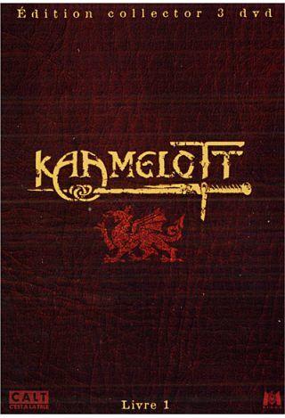 Kaamelott . livre I, l'intégrale / réalisé par Alexandre Astier    Astier, Alexandre (1974-....). Metteur en scène ou réalisateur