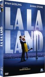 La La Land / réalisé par Damien Chazelle    Chazelle, Damien. Metteur en scène ou réalisateur