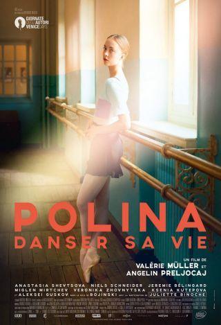 Polina, danser sa vie / réalisé par Valérie Müller et Angelin Preljocaj  | Müller, Valérie. Metteur en scène ou réalisateur