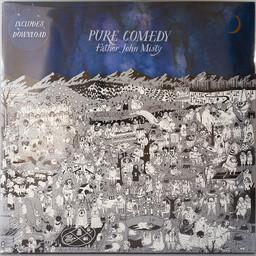 Pure comedy / Father John Misty | Father John Misty - pseud. de Joshua Tillman. Auteur. Compositeur. Chanteur. Musicien