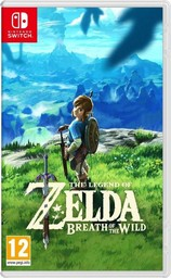 The Legend of Zelda : Breath of the Wild : [Switch] / Nintendo | Nintendo. Programmeur