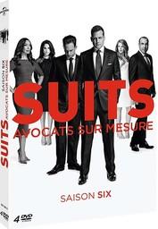 Suits : avocats sur mesure. Saison 6 / série créee par Aaron Korsh   Korsh, Aaron. Instigateur