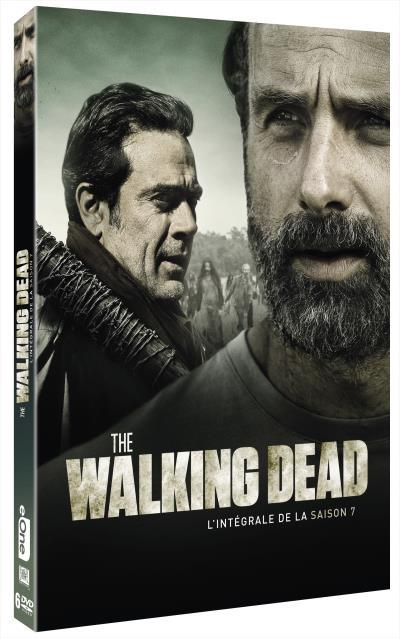 The Walking Dead . intégrale de la saison 7 / série créée par Frank Darabont et Robert Kirkman | Nicotero , Greg . Metteur en scène ou réalisateur