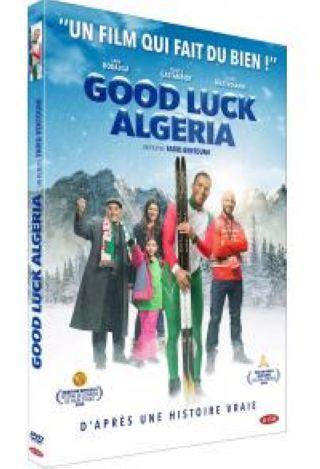 Good Luck Algeria / réalisé par Farid Bentoumi    Bentoumi , Farid . Metteur en scène ou réalisateur