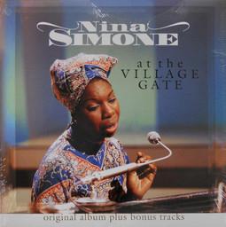 At the village gate / Nina Simone | Nina Simone, pseud. de Eunice Kathleen Waymon. Chanteur. Compositeur. Musicien