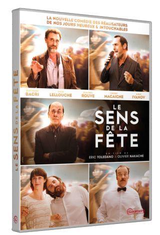 Le Sens de la fête / réalisé par Eric Toledano et Olivier Nakache | Toledano, Eric. Metteur en scène ou réalisateur