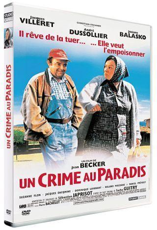 Un crime au paradis / réalisé par Jean Becker | Becker, Jean. Metteur en scène ou réalisateur