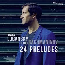 24 préludes / Sergei Rachmaninov | Rachmaninov, Serge (1873-1943). Compositeur