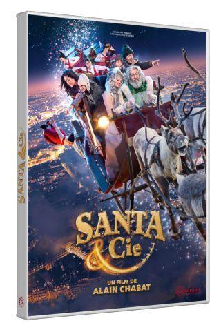 Santa & Cie / réalisé par Alain Chabat | Chabat, Alain. Metteur en scène ou réalisateur