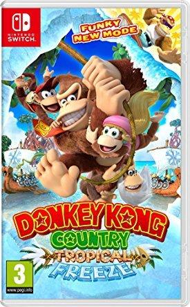 Donkey Kong Country Tropical Freeze : [Switch] / Retro Studio |