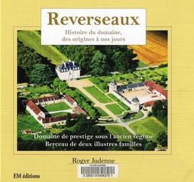 Reverseaux : histoire du domaine, des origines à nos jours / Roger Judenne   Judenne, Roger. Auteur