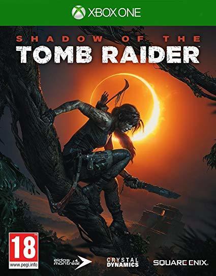 Shadow of the Tomb Raider : [Xbox One] / Crystal Dynamics   Crystal Dynamics. Programmeur