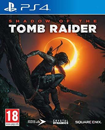 Shadow of the Tomb Raider : [PS4] / Crystal Dynamics   Crystal Dynamics. Programmeur