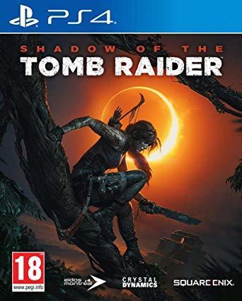 Shadow of the Tomb Raider : [PS4] / Crystal Dynamics | Crystal Dynamics. Programmeur