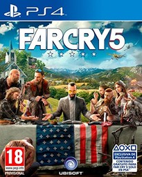 Far Cry 5 : [PS4] / Ubisoft | Ubisoft. Programmeur