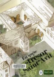 En quête du trésor de Saint-Avit / Association Alliance et Ponts | Association Alliance et Ponts. Auteur