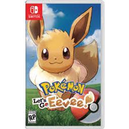 Pokémon Lets' Go Evoli : [Switch] / Game Freak  | Game Freak. Programmeur