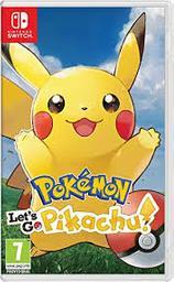 Pokémon Lets' Go Pikachu : [Switch] / Game Freak  | Game Freak. Programmeur