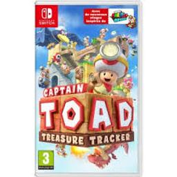 Captain Toad Treasure Tracker : [Switch] / Nintendo | Nintendo. Programmeur