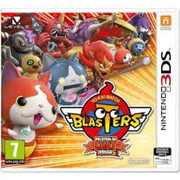 Yo-Kaï Watch Blasters : Peloton du Chat Rouge : [3DS] / Level-5 | Level-5. Programmeur