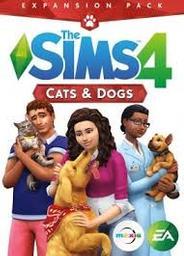 Les Sims 4 : + Chiens et Chats : [PS4] / Electronic Arts  | Electronic Arts. Programmeur