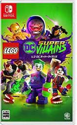 Lego DC Super-Vilains : [Switch] / TT Games | TT Games. Programmeur