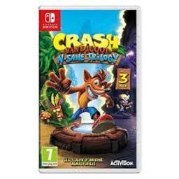 Crash Bandicoot N. Sane Trilogy : [Switch] / Vicarious Visions | Vicarious Visions. Programmeur
