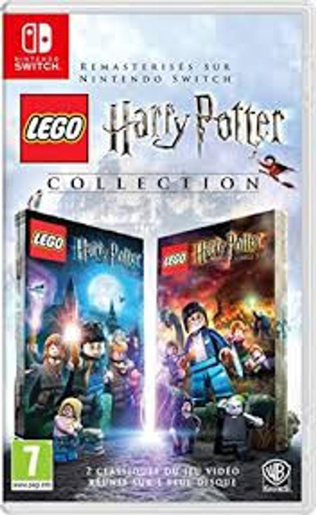 Lego Harry Potter Collection : [Switch] / Warner Interactive  |