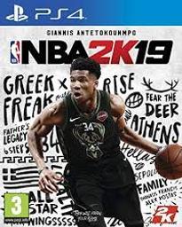 NBA 2K19 : [PS4] / Visual Concepts | Visual Concepts. Programmeur