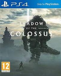 Shadow of the Colossus : [PS4] / Sony | Sony. Programmeur