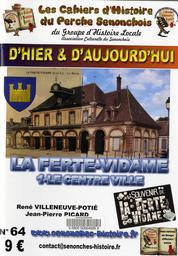 La Ferté-Vidame. 1, Le centre ville / Texte de Jean-Pierre Picard | Picard, Jean-Pierre. Auteur