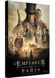L'Empereur de Paris / réalisé par Jean-François Richet   Richet, Jean-François. Metteur en scène ou réalisateur