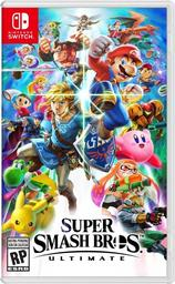 Super Smash Bros : Ultimate : [Switch] / Nintendo | Nintendo. Programmeur