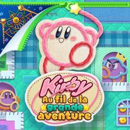 Kirby : Au fil de la grande aventure : [3DS] / Good Feel | Good Feel. Programmeur