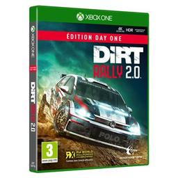 DiRT Rally 2.0 : édition day one : [Xbox One] / Codemasters  | Codemasters. Programmeur