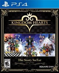 Kingdom Hearts : The Story So Far : [PS4] / Square Enix | Square Enix. Programmeur