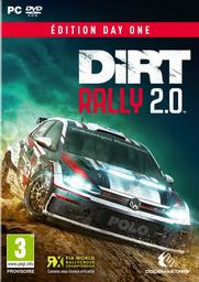 DiRT Rally 2.0 : édition day one : [PS4] / Codemasters | Codemasters. Programmeur
