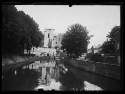 Saint-André vue sur l'Eure / Gustave Fouju |
