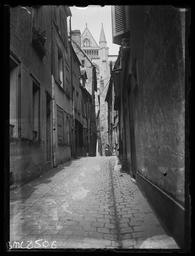 Rue de la Petite Cordonnerie / Gustave Fouju |