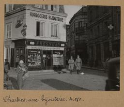 Chartres : une bijouterie |